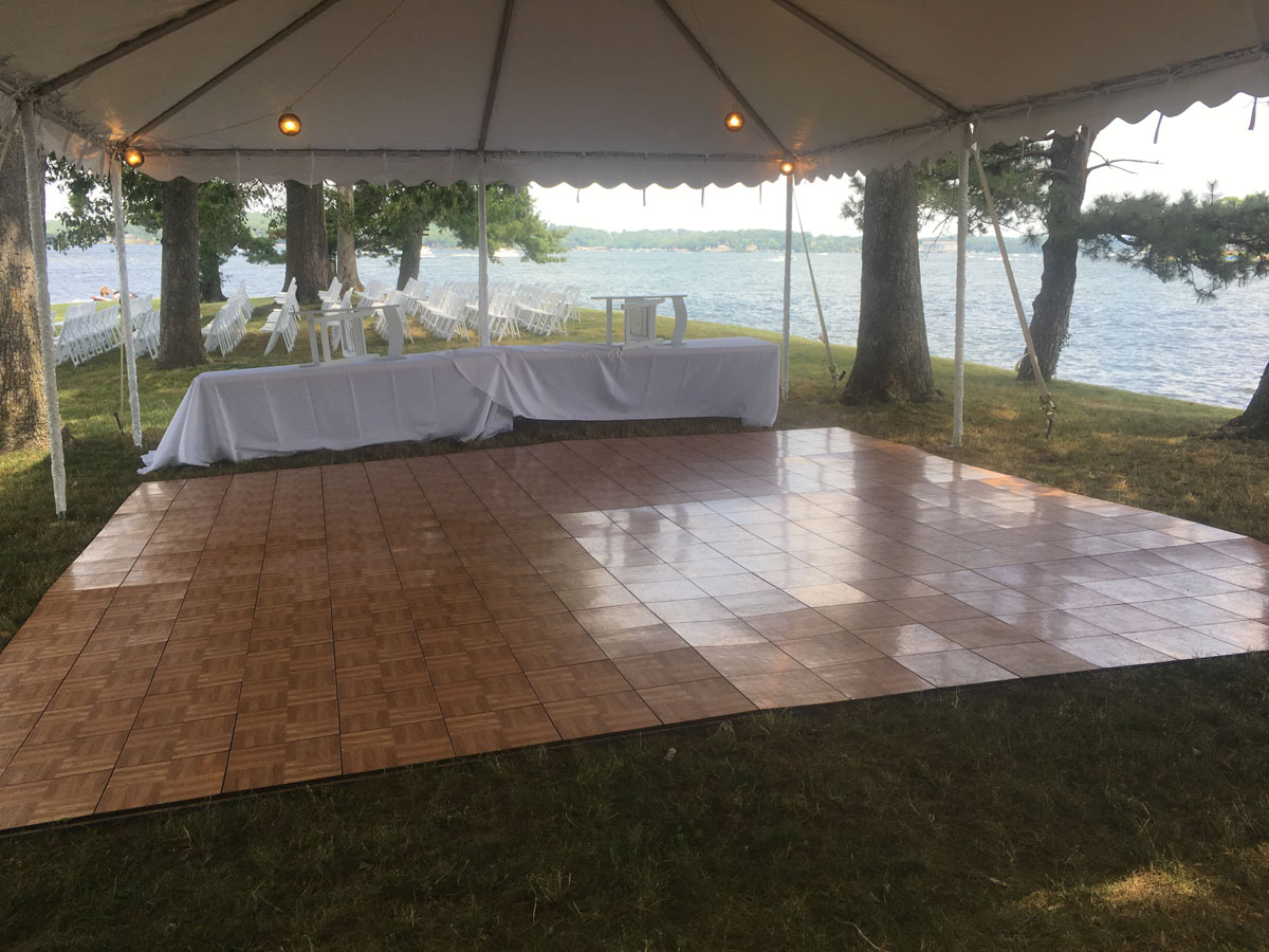 weddings laurie tent and event rental